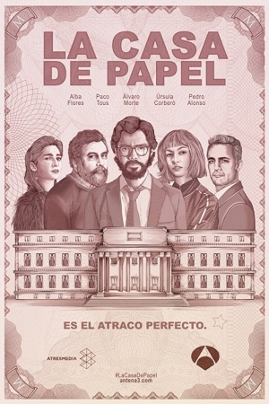 Money Heist (La Casa de Papel) SEASON 3